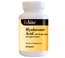 Hyaluronic Acid w/ Devils Claw