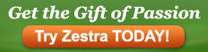 Get the Gift of Passion. Try Zestra Today!